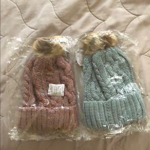 Accessories - New bundle beanies